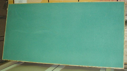 Settle on Material and Size of the Board