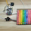A Simple Raspberry Pi Electronic Organ Based on MPR121