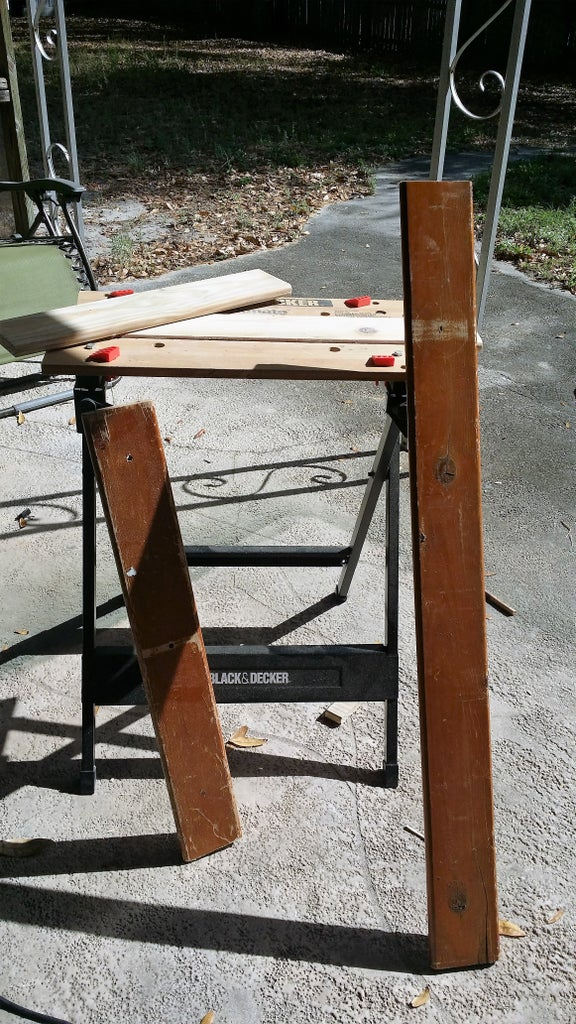 Cabinet Insert for Ironing Board