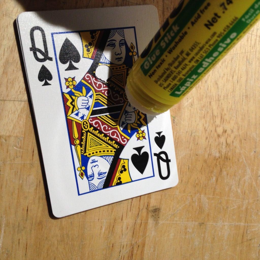 5 Card Flap