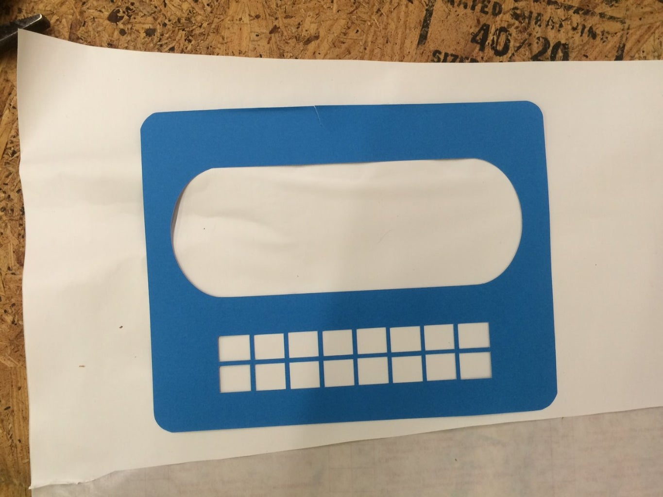 Step 6: Load Your Material Into the Silhouette Portrait and Print.