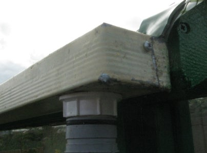 Gutters and Roof Top
