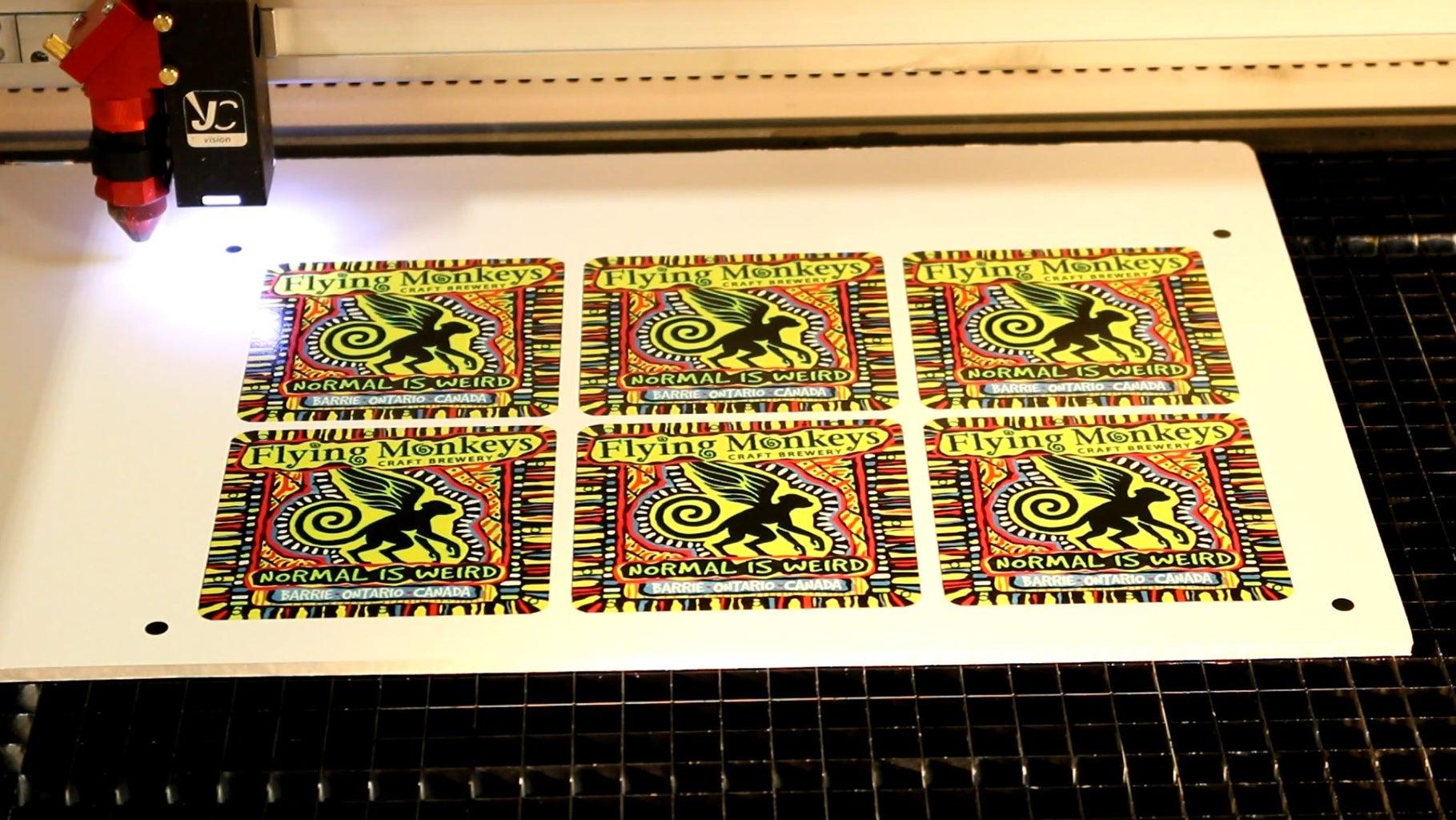 Coaster 8: Flying Monkeys Craft Brewery