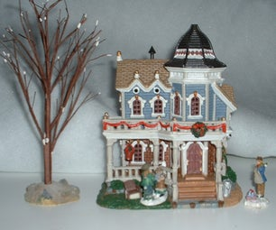 How to Populate Your Christmas Village (updated)
