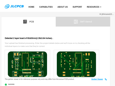 Getting Quality PCB From JLCPCB