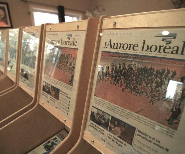 Newspaper Stand