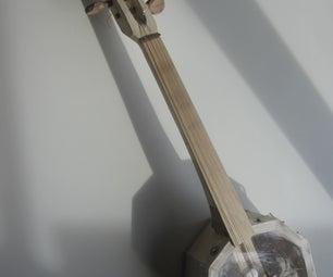 Digital Manufacturing: Fretless Trash Banjo