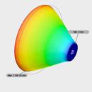 Simulation of Tapered Beam