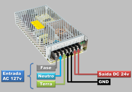 Power Supply Connection