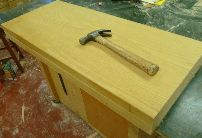 Child's Workbench Bench Top #1  Solid Core Door