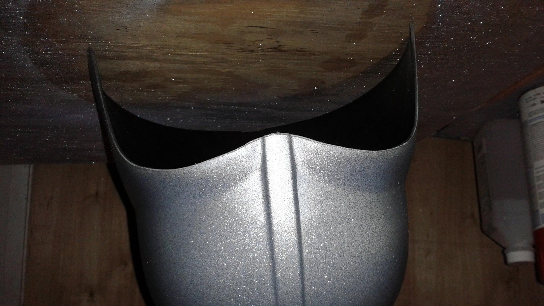 Painting the Helmet