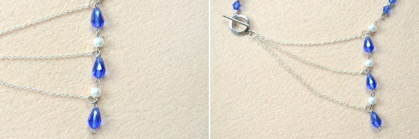 Make the Chains for the DIY Chain Link Necklace