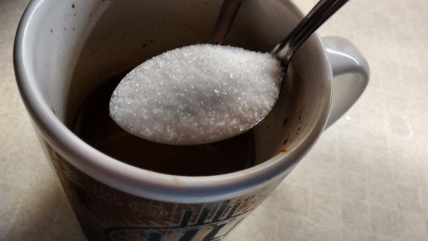 Add Sugar, Chocolate Square and Creamer