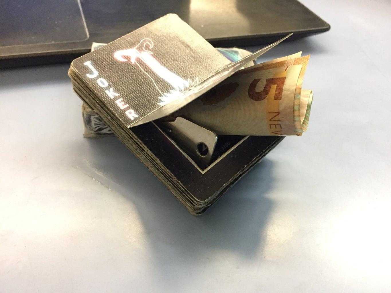 Secret Deck of Cards Box