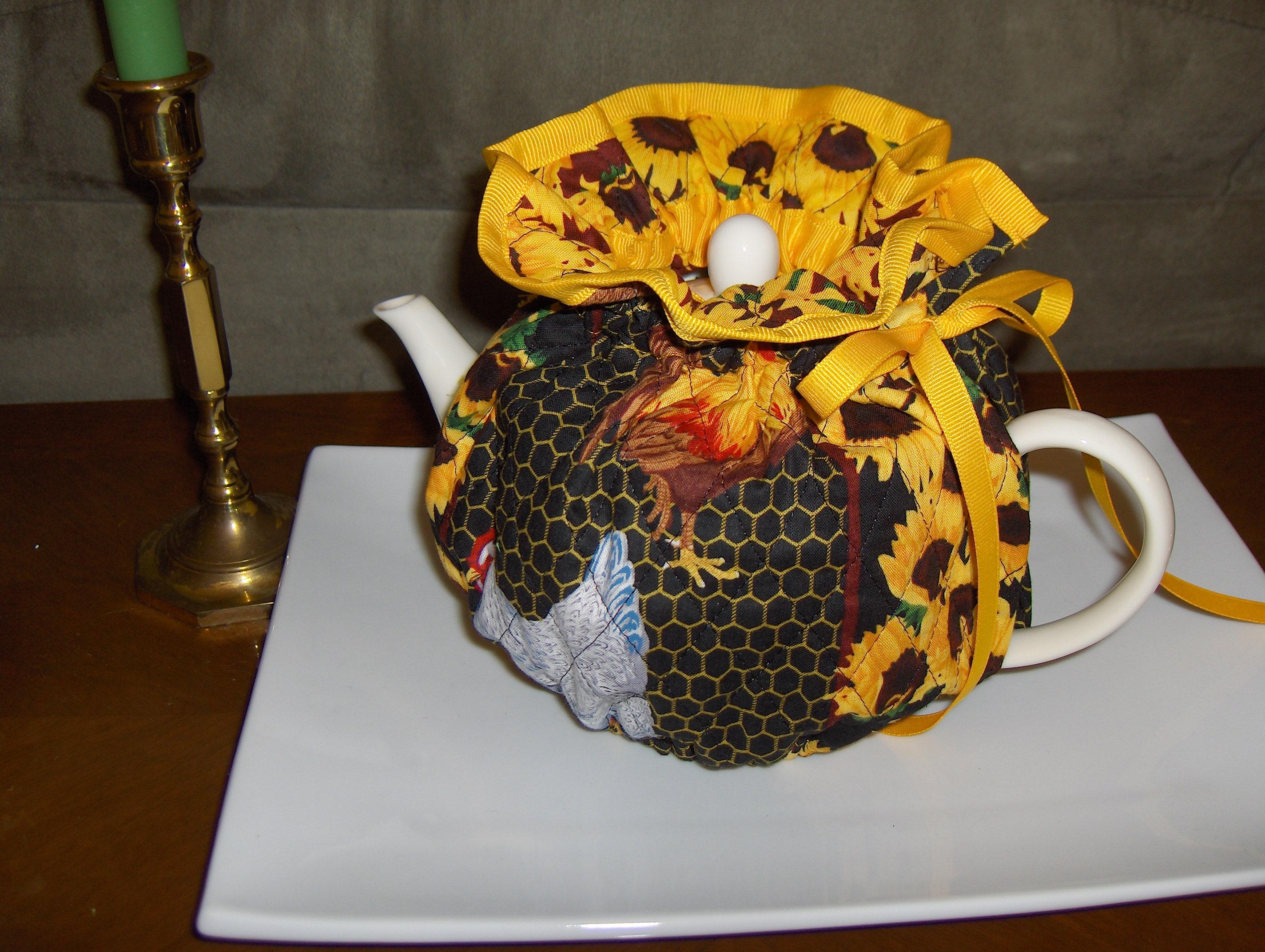Making a 'Tea Cosy'