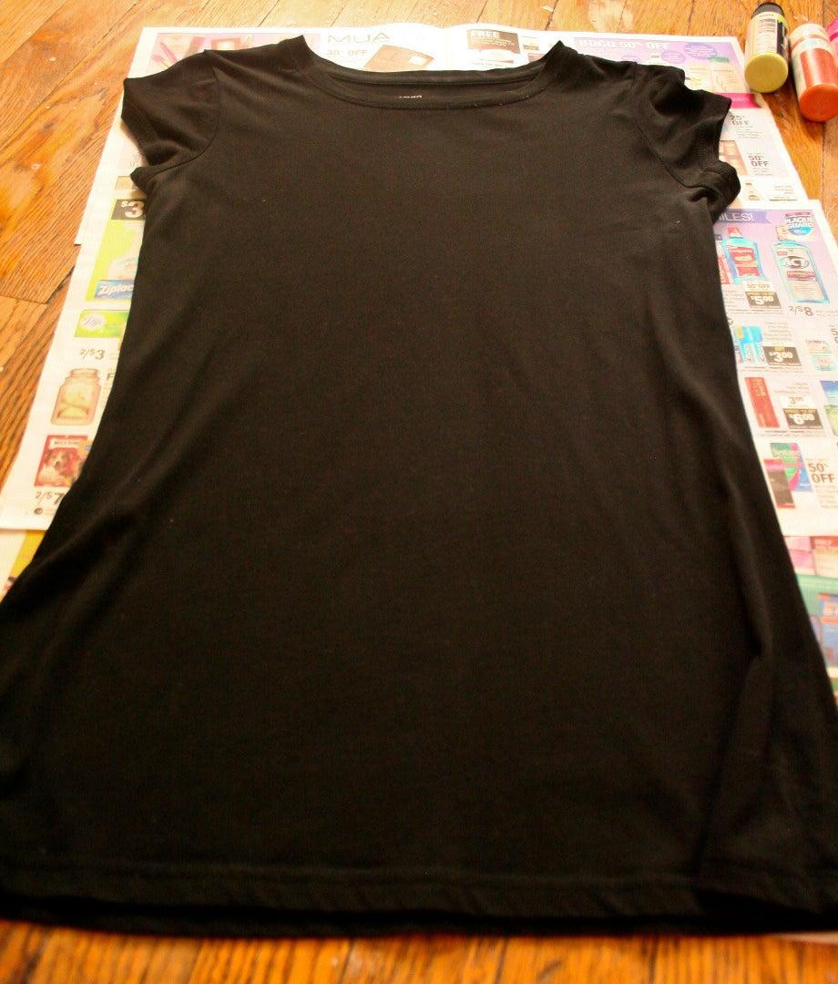 Prep Your T-Shirt