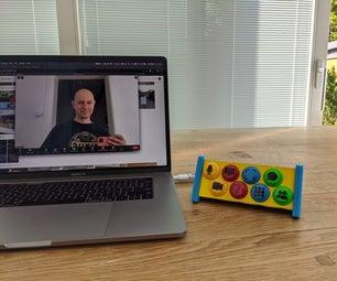 DIY视频会议MacroBoard