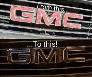 Casting Replacement Vehicle Emblems