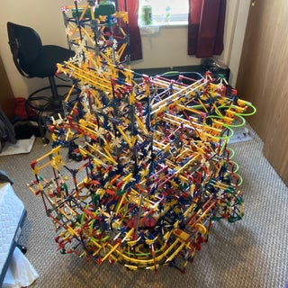 DenCity- a K'nex Ball Machine Instructions