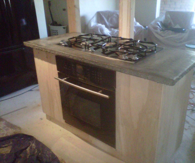Concrete Resurfacer Countertop