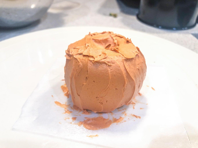 Build the Basic Shape of Pumpkin