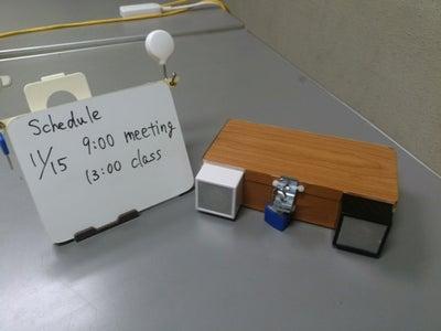 Improved Alarm Clock Tool