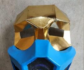 Subzero Face Mask Cooling System