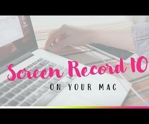 How to Record IPhone & IPad Screen on Mac
