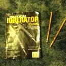magazine tent