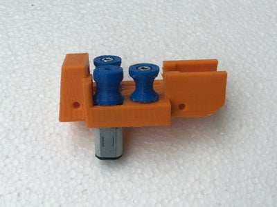 Motor Part Assembly