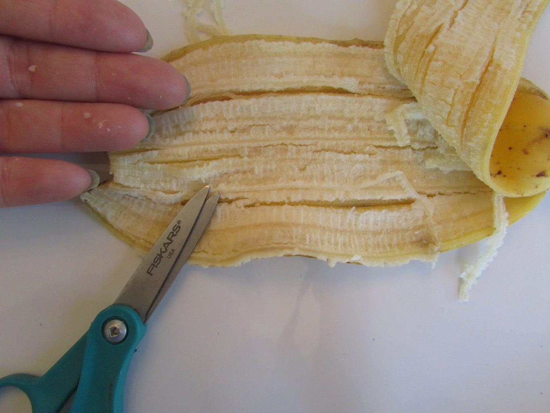 Banana  Peel  Whitening Strips