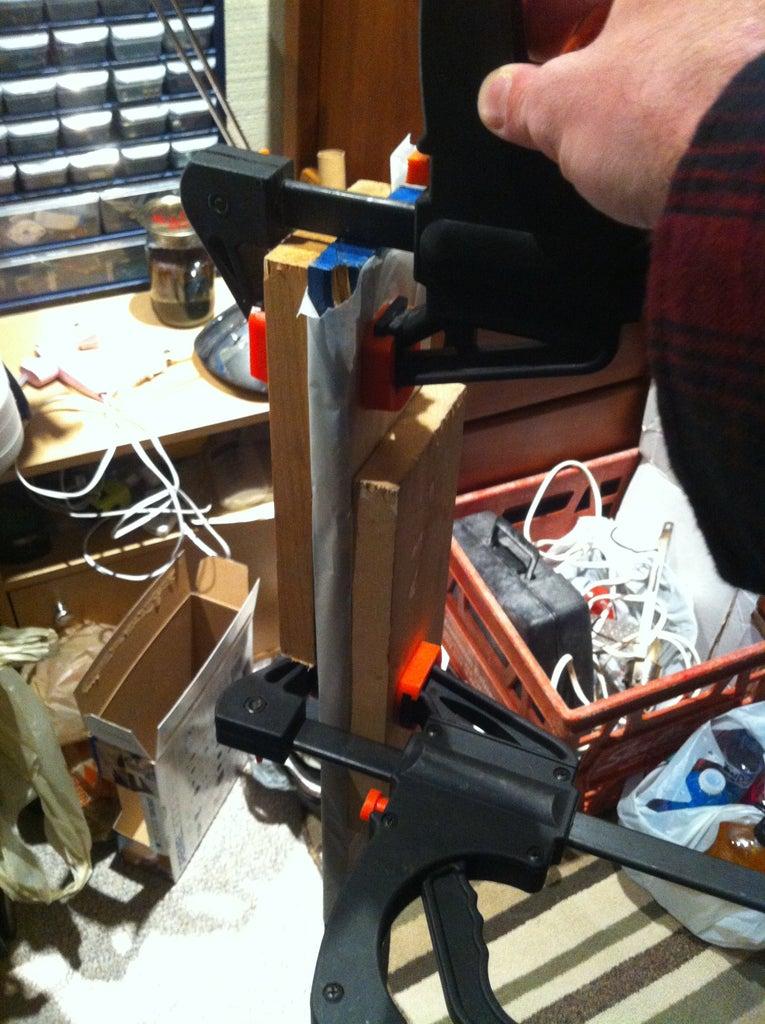 Repair Pallet Wood
