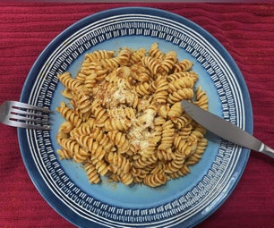 Quick and Easy Way to Make Pasta
