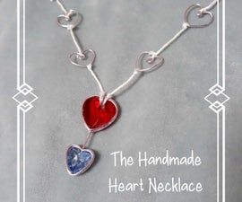 The Handmade Heart Necklace