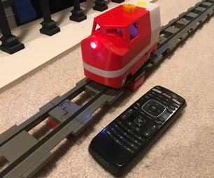 IR控制lego双重兼容机动车