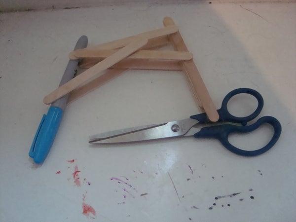 Scissor Pen... (chindogu Challenge)