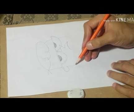 How to Draw Dexter Step by Step