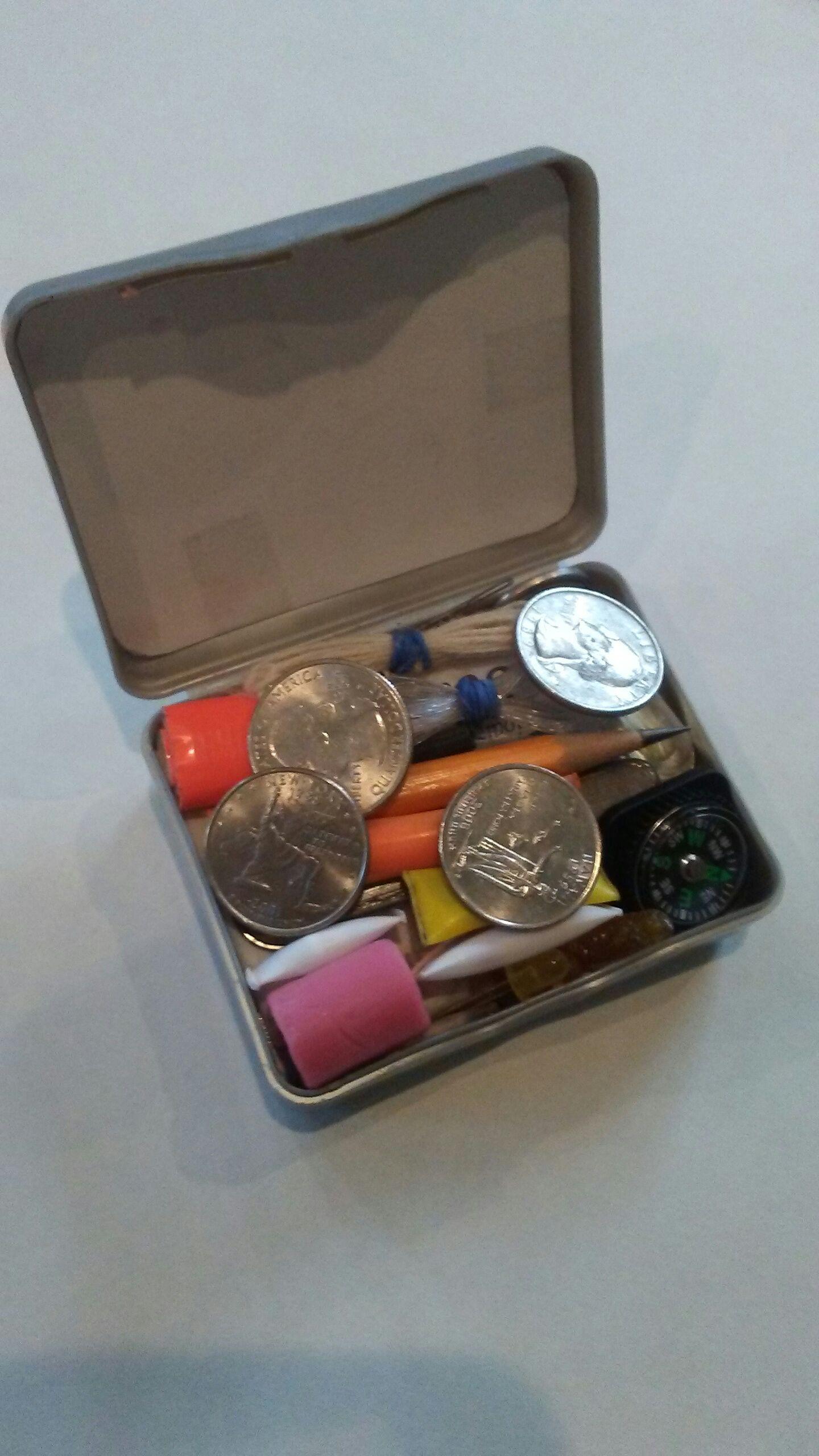 Pocket Survival Kit Grande 2.0