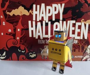 Make Your Vampire Robot Glow!