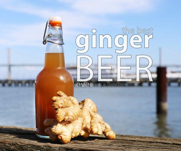 Best Ginger Beer