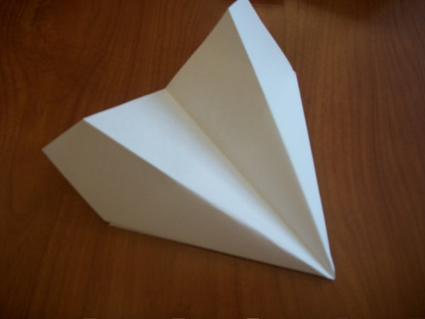 How to Make a 4 Winged Paper Glider
