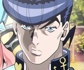 You As a Jojo's Character