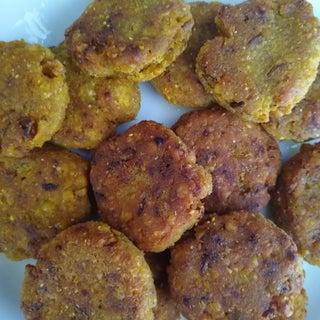 PIyaju - Lentil Fritters
