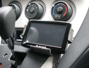 GPS/iPod Car Mount From Fun Foam