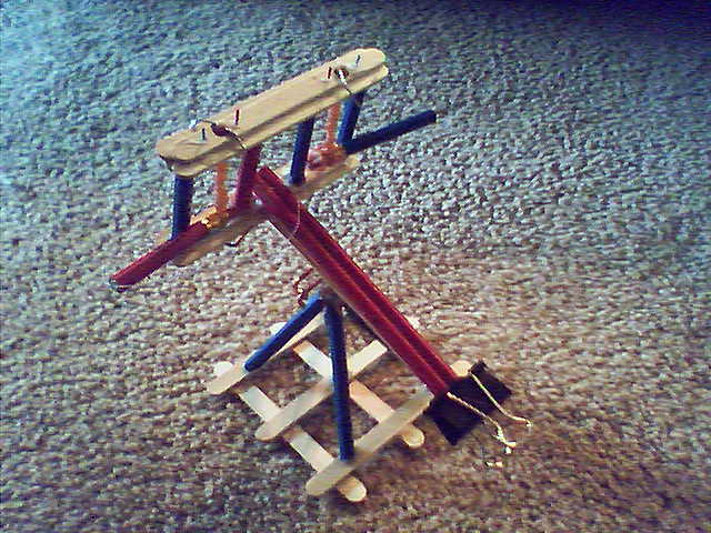 Office Siege Weapons Series: The Tradiditional Balista