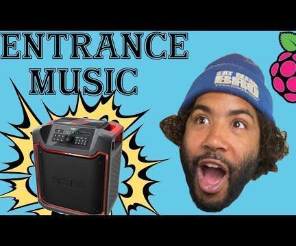 Bluetooth Entrance Music