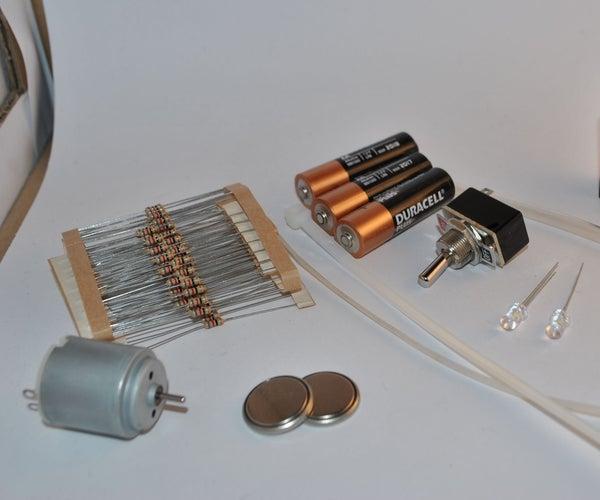 Beginner's Electronics Kit