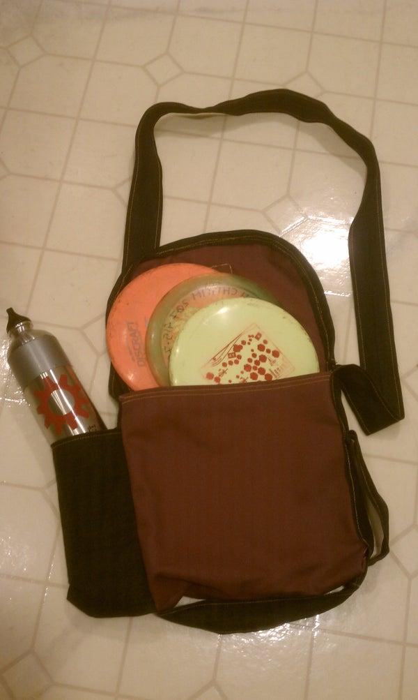 Simple Disc Golf Bag