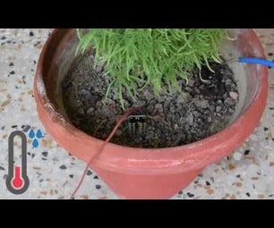 Plant Monitoring and Watering System Using Evive (Arduino Powered Embedded Platform)