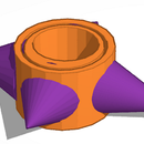 Cone Spinner